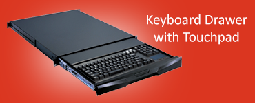 keyboard drawer & touchpad
