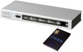 aten vs481a hdmi video switch 4 port