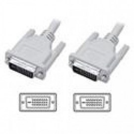 dvi d cable dual link 24 awg male to male cable 50ft