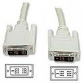 dvi d cable single link male to male cable 15ft