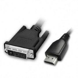 dvi male to hdmi male cable 15ft